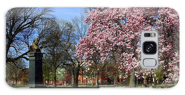 Goodale Park In The Spring Galaxy Case