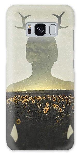 Sunflower Galaxy S8 Case - Goodbye Summer by Art of Invi