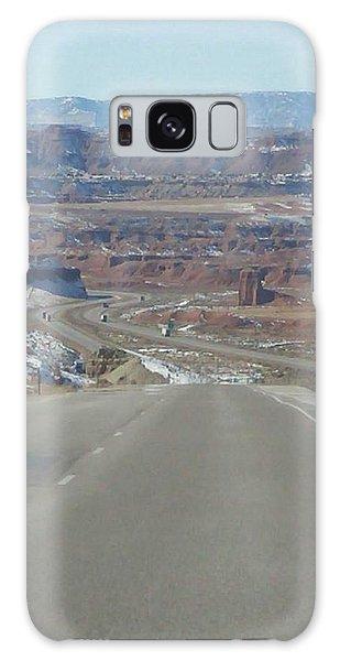 Goodbye Utah Galaxy Case