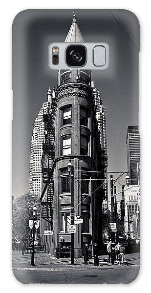 Gooderham Flatiron Building Toronto Canada Galaxy Case
