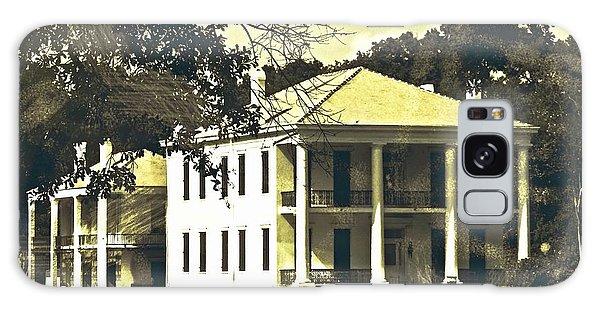 Goodwood Plantation Baton Rouge Circa 1852 Galaxy Case