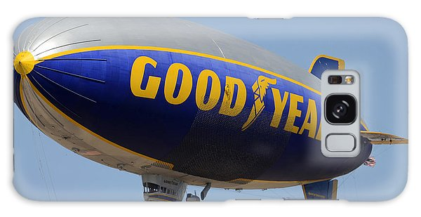 Goodyear Blimp Spirit Of Innovation Goodyear Arizona September 13 2015 Galaxy Case