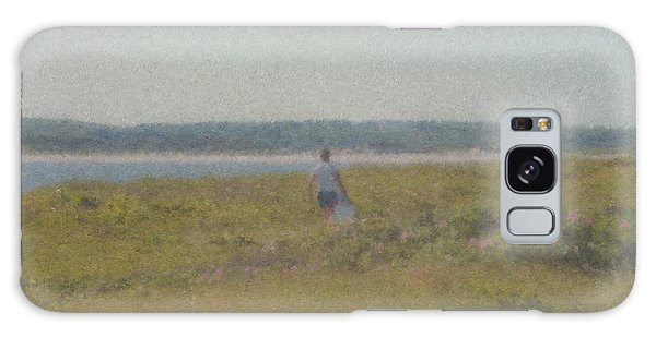 Gooseberry Island Westport Ma Galaxy Case