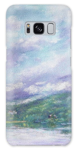 Gorgeous Lake Landscape Galaxy Case