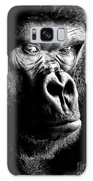 Gorilla Canvas Print, Photographic Print, Art Print, Framed Print, Greeting Card, Iphone Case, Galaxy Case