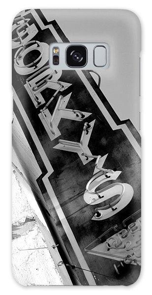 Gorky's Cafe Galaxy Case by Jeff Lowe