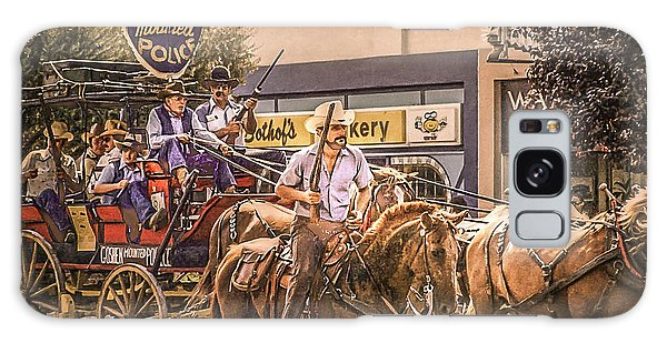 Goshen Mounted Police Galaxy Case