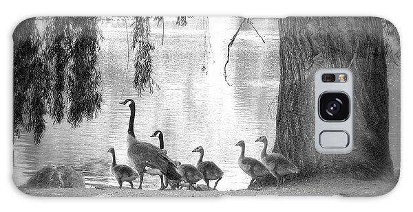 Goslings Bw7 Galaxy Case