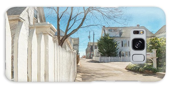 Gosnold St. Provincetown Galaxy Case