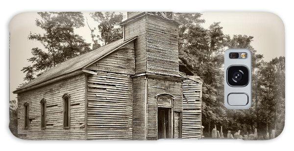 Center Galaxy Case - Gospel Center Church Iv by Tom Mc Nemar