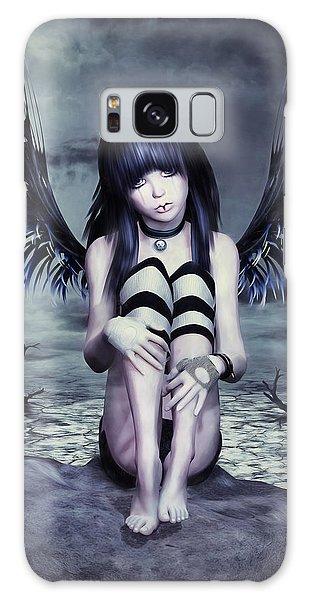 Goth Fairy Galaxy Case