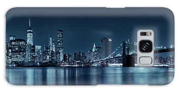 Gotham City Skyline Galaxy Case