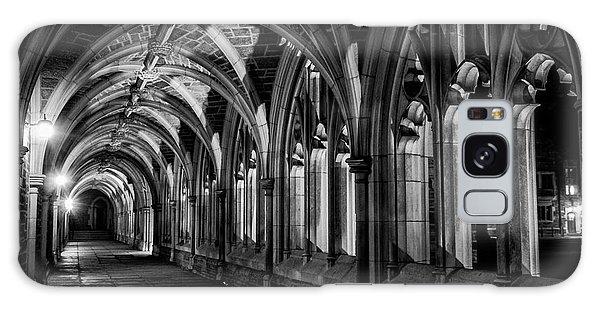 Gothic Arches Galaxy Case