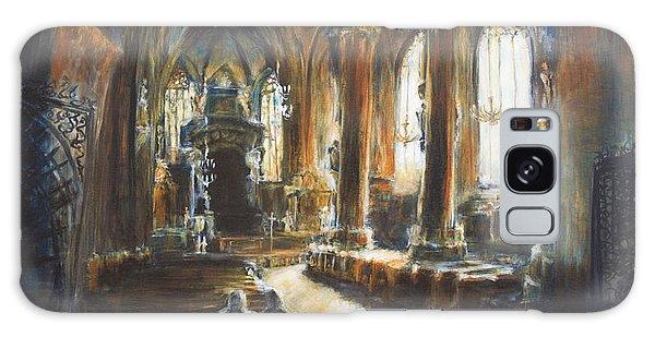 Gothic Church Galaxy Case