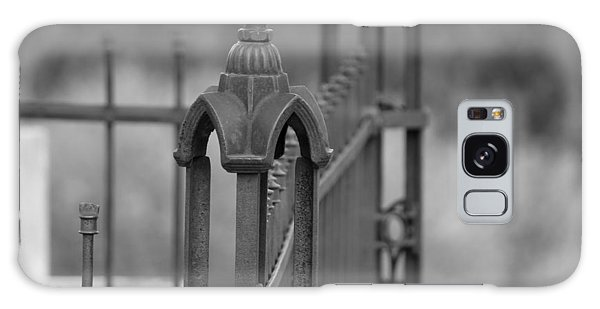 Gothic Ornamental Fence In Boothill Galaxy Case