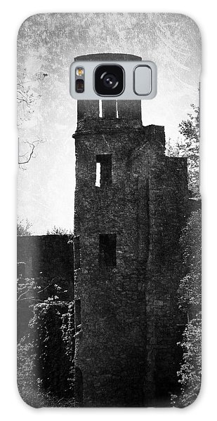 Gothic Tower At Blarney Castle Ireland Galaxy Case