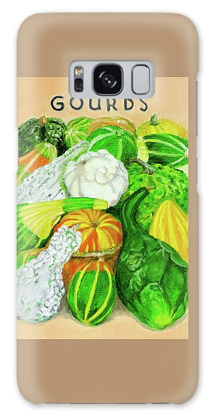 Gourd Seed Packet Galaxy Case