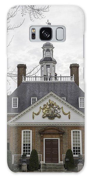 Royal Colony Galaxy Case - Governors Palace Back Door 01 by Teresa Mucha