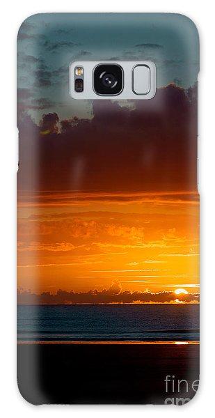 Gower Sundown Galaxy Case