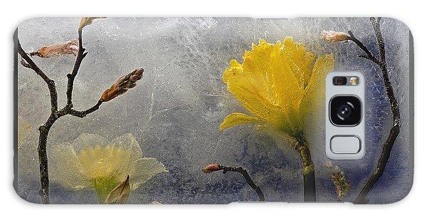 Floral Galaxy Case - Earth To Heaven by Carmen Moise