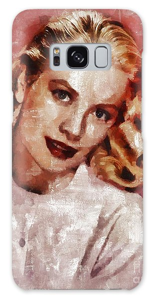 Grace Kelly, Actress And Princess Galaxy S8 Case
