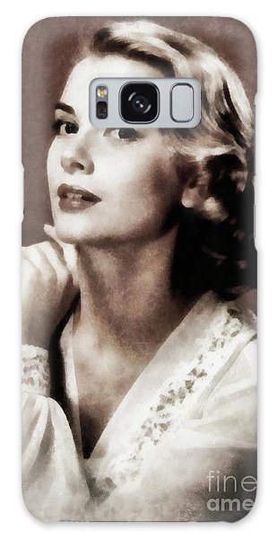 Grace Kelly, Actress, By Js Galaxy S8 Case