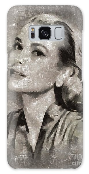 Grace Kelly By Mary Bassett Galaxy S8 Case