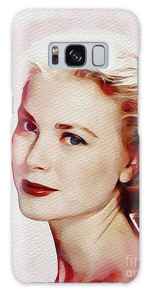 Grace Kelly Galaxy S8 Case - Grace Kelly, Hollywood Legend by John Springfield