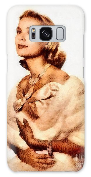 Grace Kelly, Vintage Actress By John Springfield Galaxy S8 Case