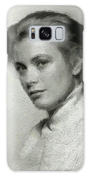 Grace Kelly, Vintage Actress Galaxy S8 Case