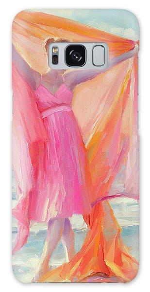 Wrap Galaxy Case - Grace by Steve Henderson