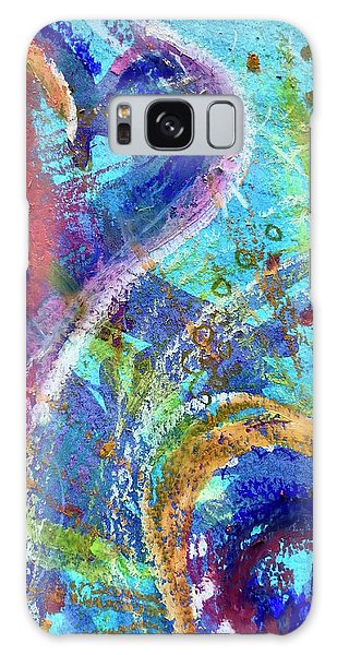 Graceful Hearts Galaxy Case