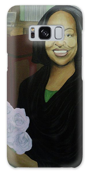 Graduate Beauty Galaxy Case