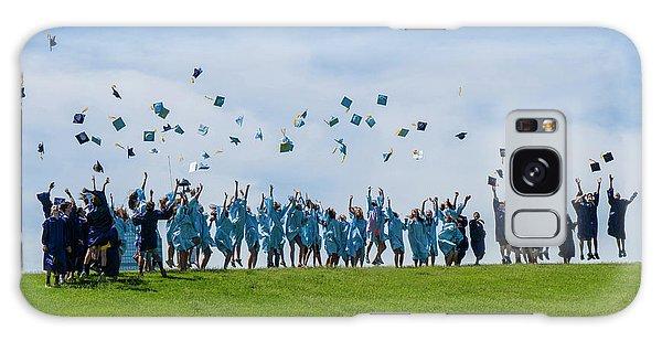 Graduation Day Galaxy Case by Alan Toepfer