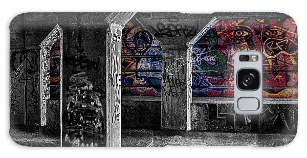 Graffiti Galore 2 Galaxy Case