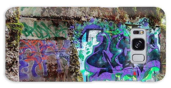 Graffiti Illusion Galaxy Case