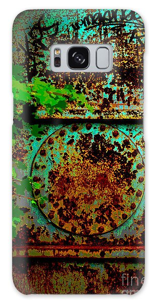 Graffiti In The Forest Galaxy Case
