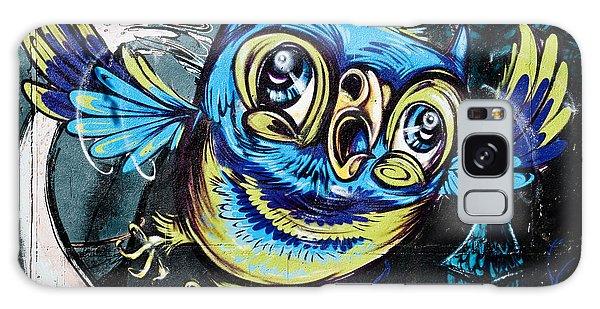 Graffiti Owl Galaxy Case