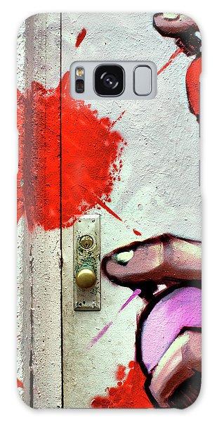 Graffiti Whimsy Galaxy Case