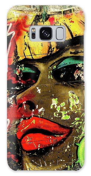 Graffiti_04 Galaxy Case