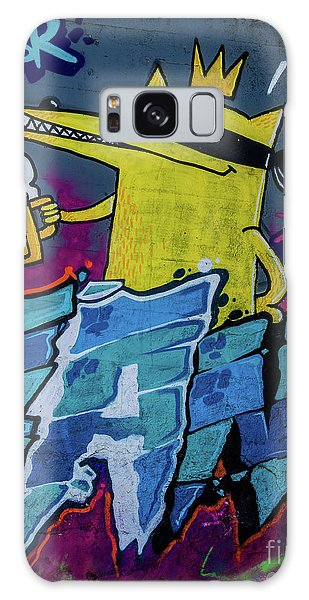 Graffiti_10 Galaxy Case