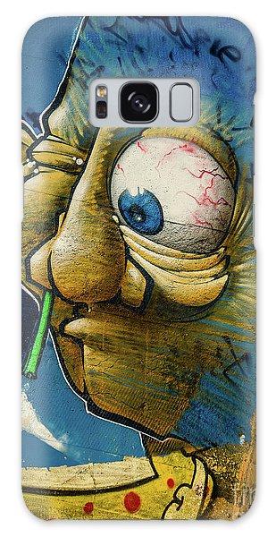Graffiti_14 Galaxy Case