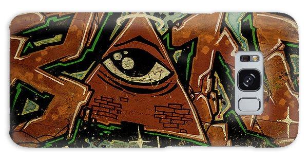 Graffiti_17 Galaxy Case