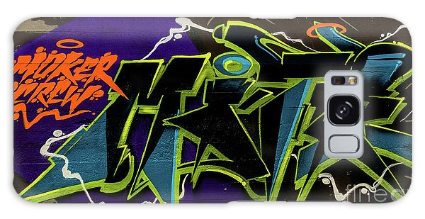Graffiti_18 Galaxy Case