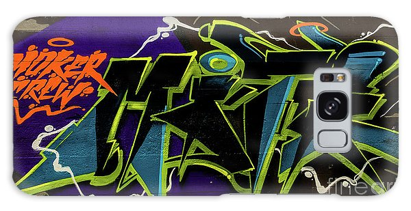 Graffiti_18 Galaxy Case