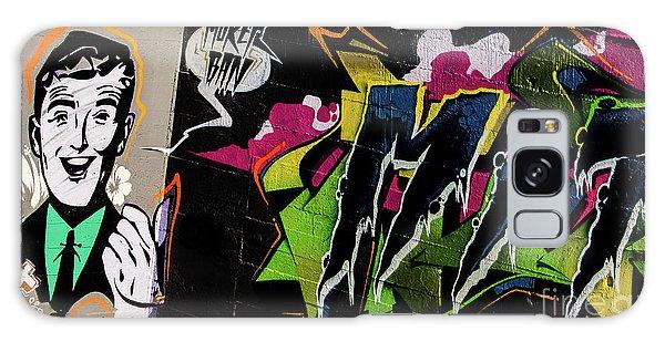 Graffiti_19 Galaxy Case