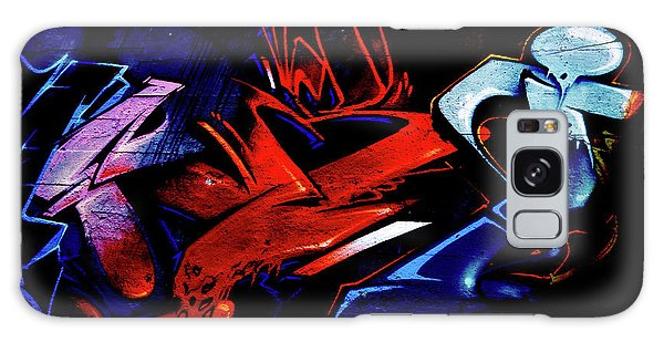 Graffiti_20 Galaxy Case