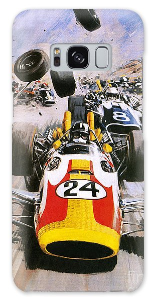 Hundred Galaxy Case - Graham Hill by Graham Coton