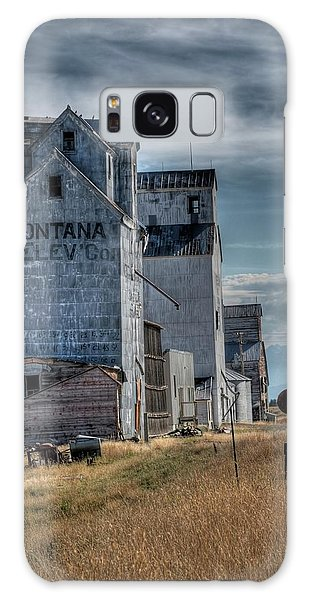 Grain Elevators, Wilsall Galaxy Case