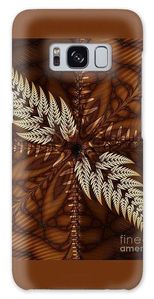 Grain Harvest Galaxy Case by Michelle H